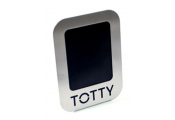 TOTTY - Stainless Steel Fun Single Photo / Picture Frame