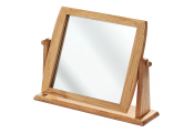 SHINE - Solid Wood Large Free-Standing Adjustable Mirror
