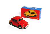 CAR - Retro Tin Volkswagen Collectable - Red