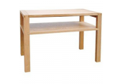 CUMBRIA - Solid Wood Sofa / Console / Hallway Table - Oak