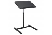 FLEX - Adjustable Metal Laptop / Craft Desk / Table - Black