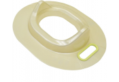 BABY - Toilet Trainer Seat - Bulk Pack of 30 - Ivory / Green