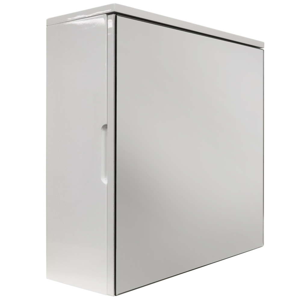 white gloss mirrored bathroom cabinet cube high gloss square mirror bathroom wall storage 24654