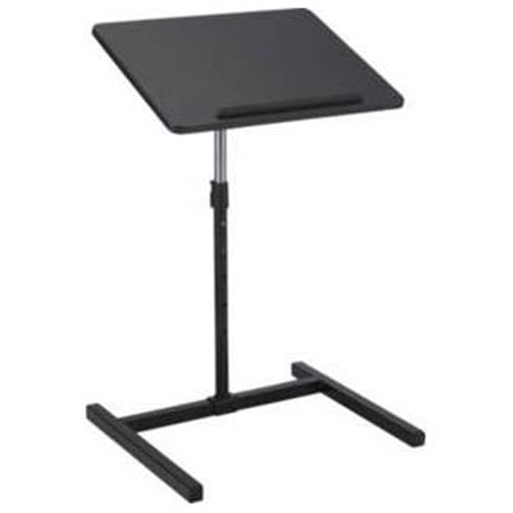 flex adjustable metal laptop craft desk table. Black Bedroom Furniture Sets. Home Design Ideas