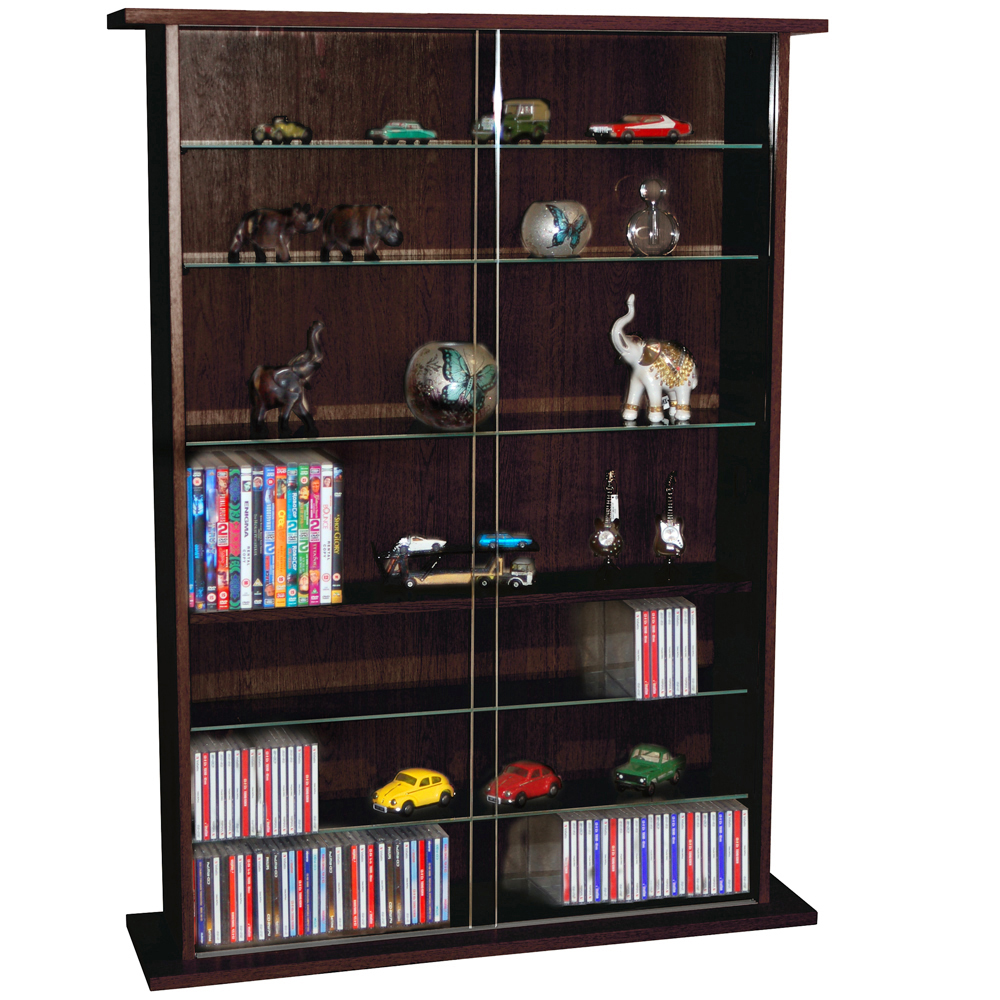 Boston glass collectable display cabinet 600 cd 255 for Vitrine verre but
