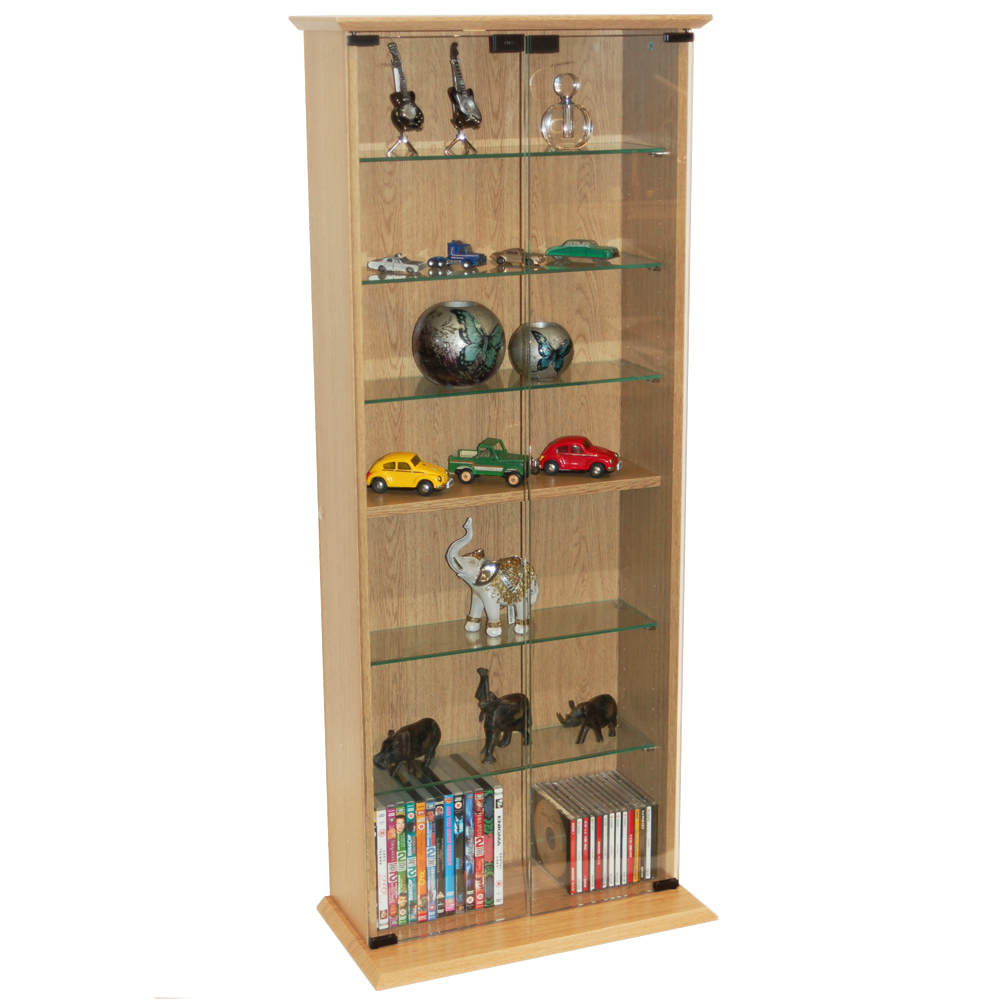 Boston 116 dvd 316 cd book storage shelves glass - Estanterias para cds ...