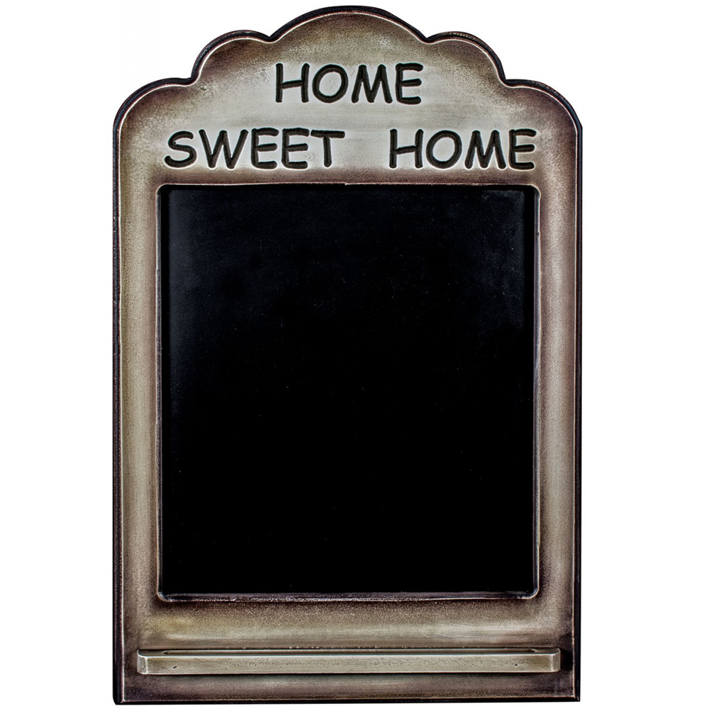 Home Sweet Home Wooden Wall Mounted Blackboard Chalkboard Brown Black Watson 39 S On The