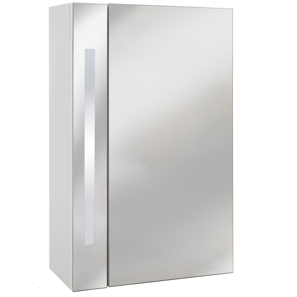 mirrored bathroom cabinet with shaver socket odyssey mirror bathroom cabinet shaver socket lights 23384