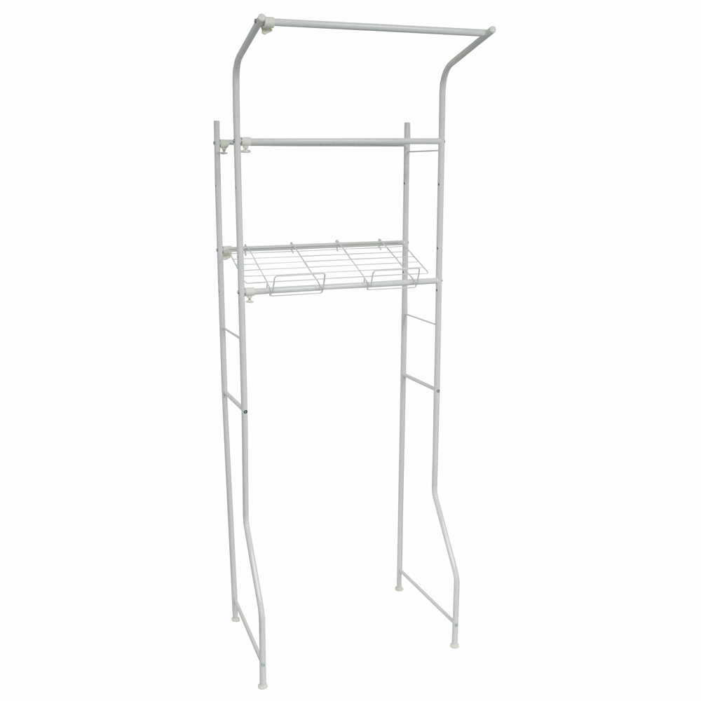 WATSONS - Tall Clothes Laundry Airer / Dryer - White