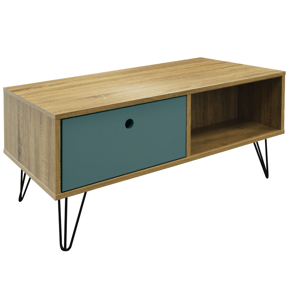 Low Coffee Table / Entertainment Storage Unit