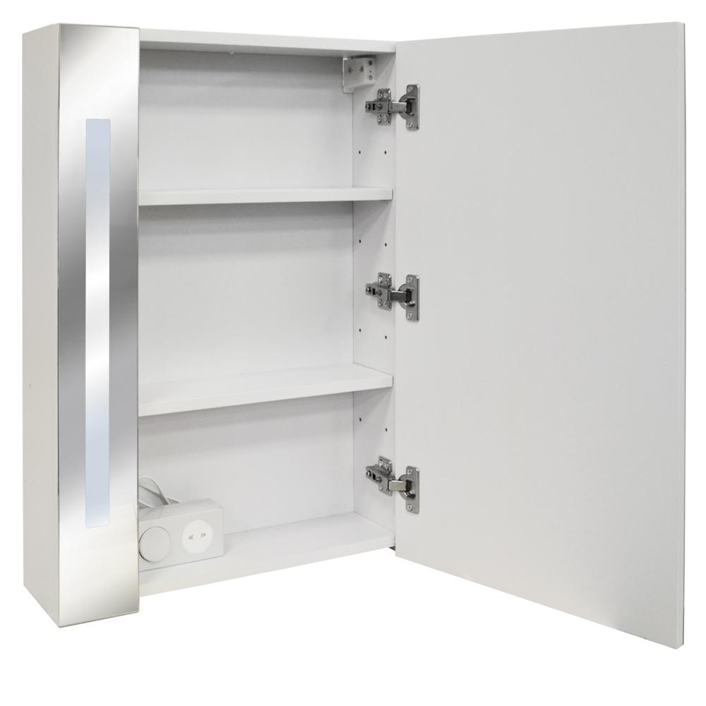 Mirror Bathroom Cabinet / Shaver Socket / Lights