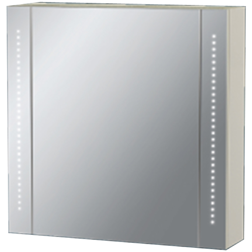 Bathroom Cabinet With Shaver Point Mimeo Mirror Bathroom Cabinet Shaver Socket Led Light