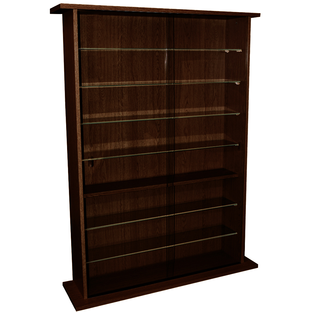 Boston Glass Collectable Display Cabinet 600 Cd 255