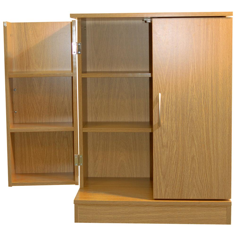 Double Door Cabinet Storage: Double Door 324 CD / 213 DVD Media Storage